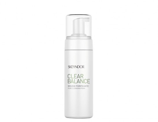 Pure cleansing foam