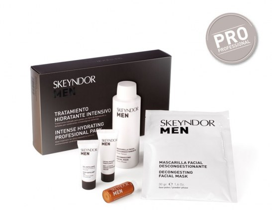 Intense hydrating professional pack