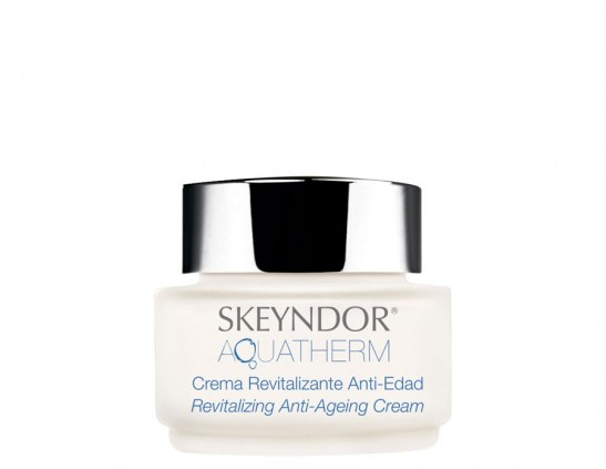 Revitalizing anti-aging cream