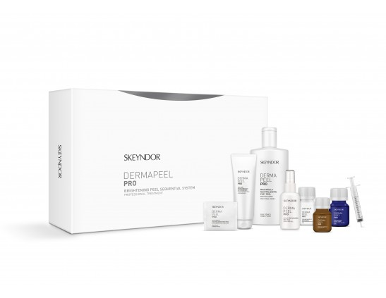 Brightening peel sequential system - Wrinkle dimishing Treatment