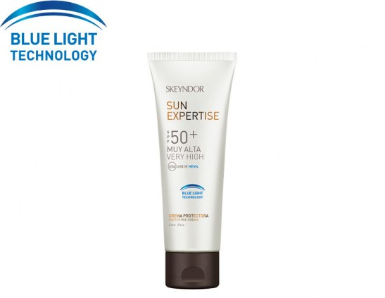 Crema protectora Blue Light Technology SPF50+