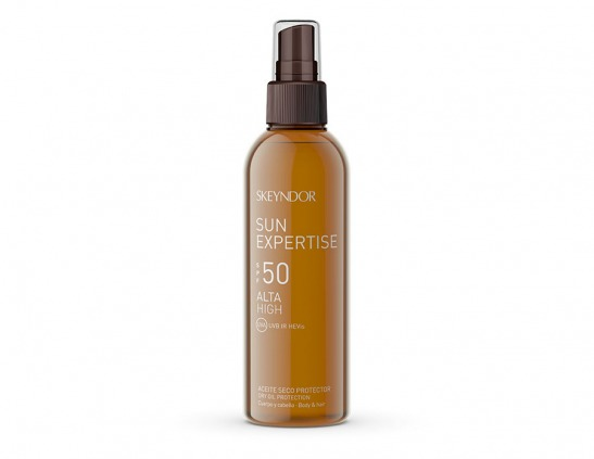 Aceite seco protector SPF50