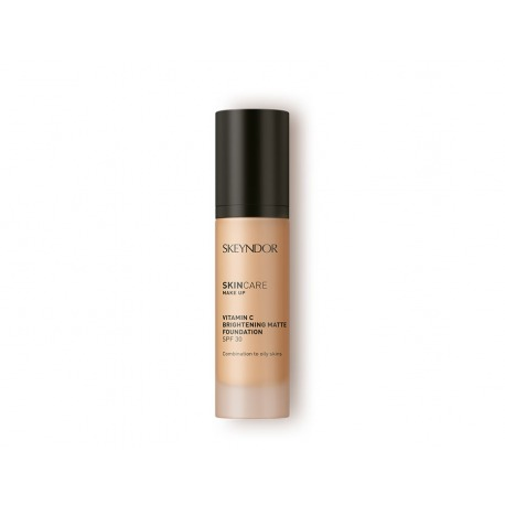 Maquillaje fluido - Vitamin C Brightening matte foundation