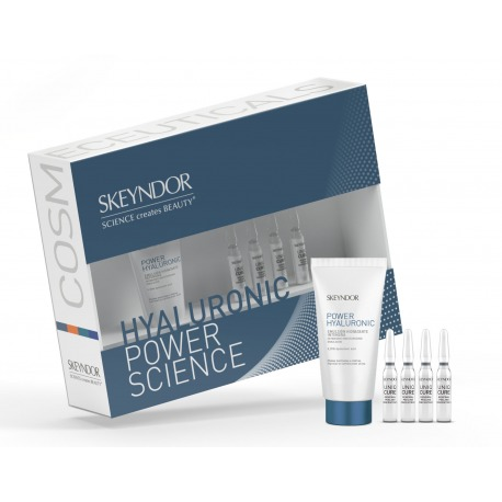 Kit Power Science Power Hyaluronic Emulsión