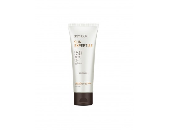 Emulsion protectora Dry Touch SPF 50