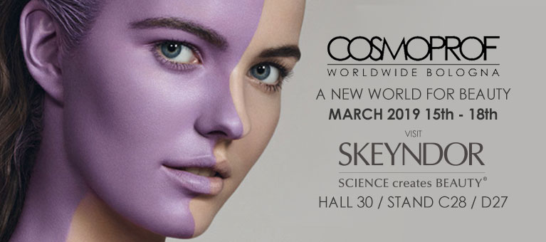 Cosmoprof Bologna 2019 ¡Book your meeting here!
